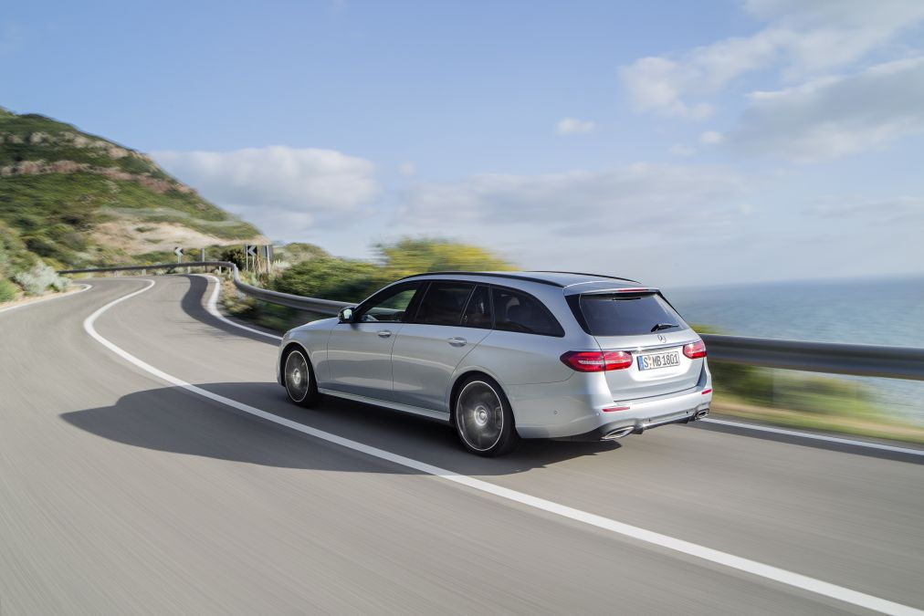 FULL DETAILS: Mercedes E-Class Estate