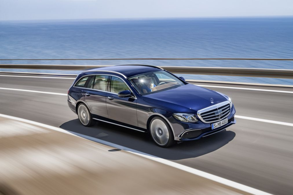Mercedes E-Class prices the new T-Modell from €48,665 in Europe