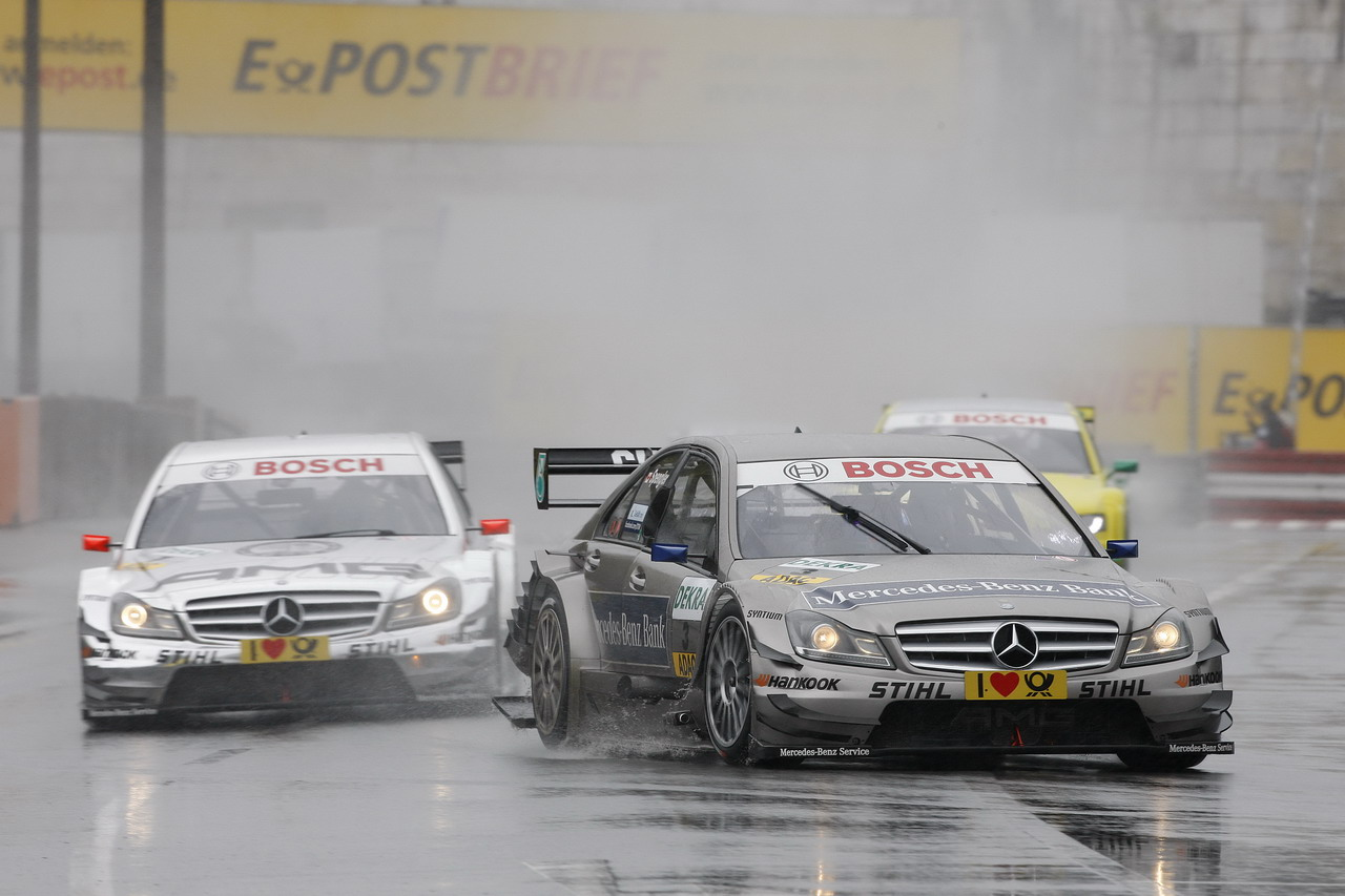 Motorsports / DTM: german touring cars championship 2011, 5. round at Norisring, Germany
