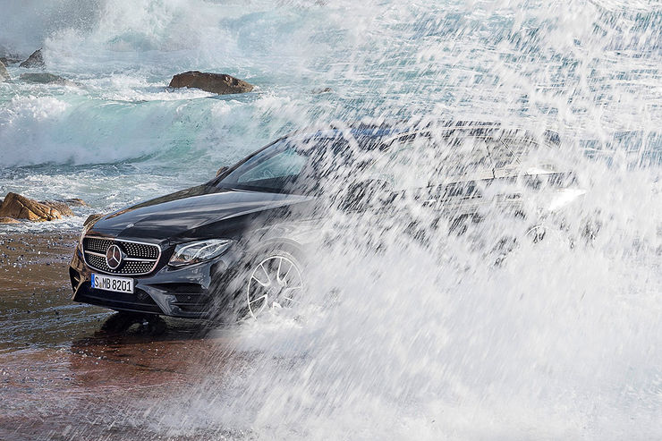 Mercedes E-Class T-Modell: One last teaser before June 6 debut