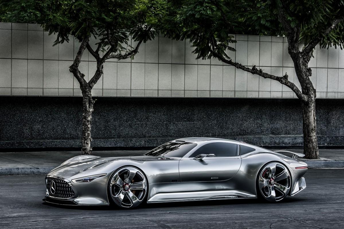 AMG plans the Mercedes-AMG R50