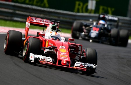 Hamilton wins in Hungaroring (9)