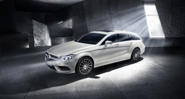 The last curtain call – Mercedes-Benz CLS Final Edition