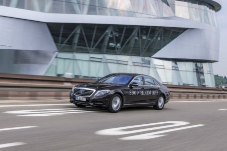 Mercedes-Benz S 500 Intelligent Drive (1)