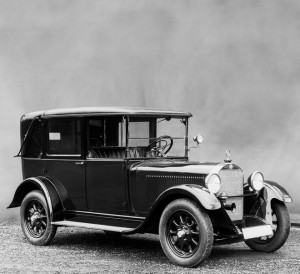 Mercedes-Benz taxis 8-38 HP