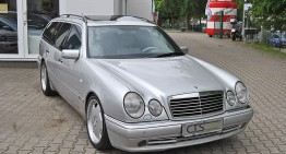 Celebrity pays off: Michael Schumacher's Mercedes for sale