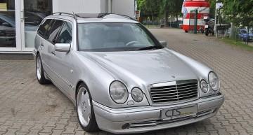Celebrity pays off: Michael Schumacher's Mercedes for sale