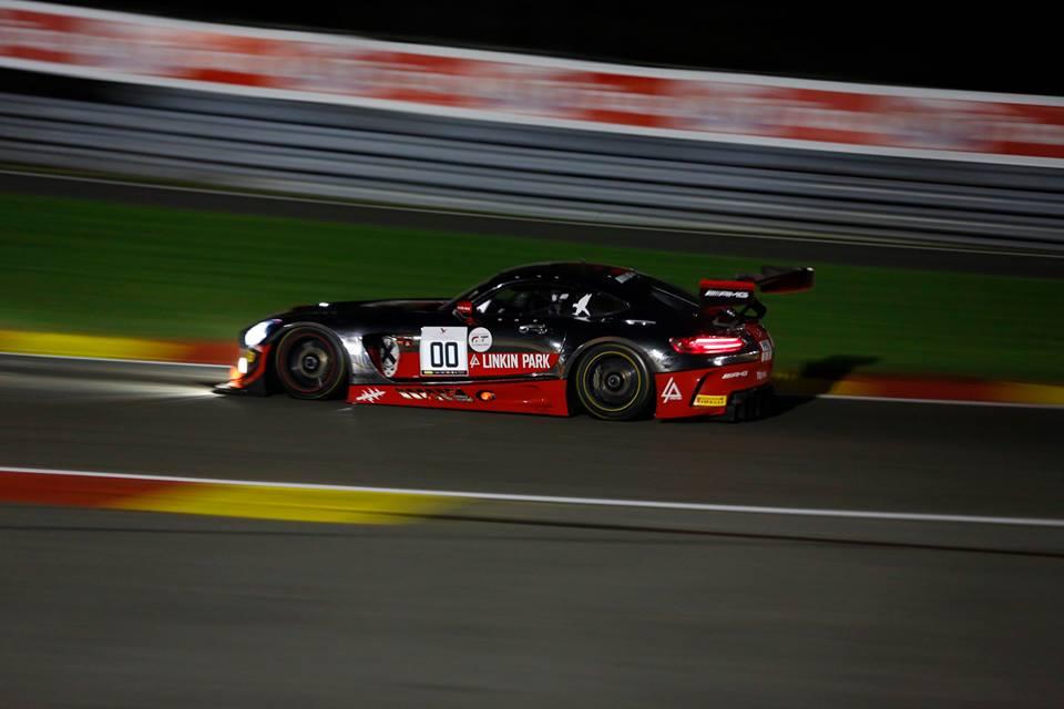 Spa 24 hour race Linkin Park