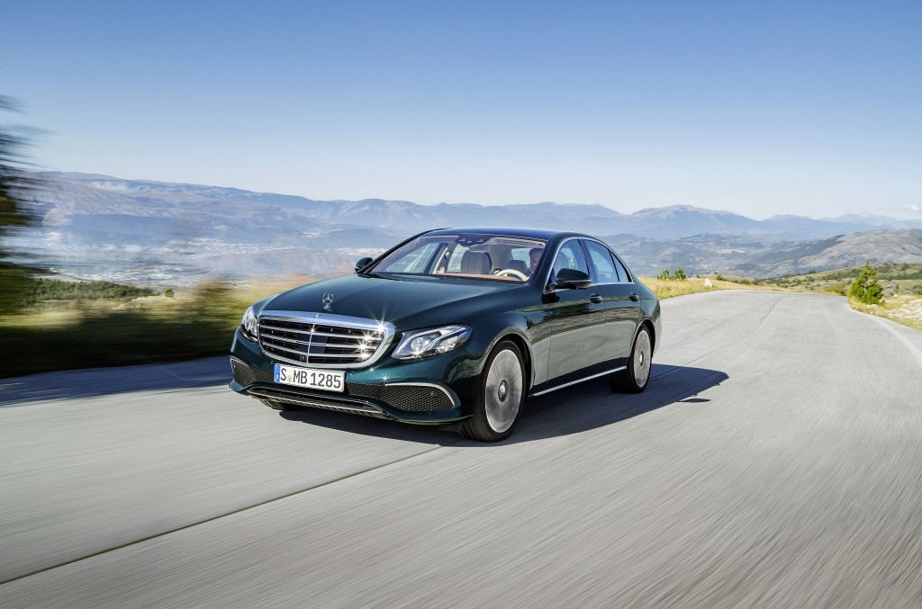 Can it get any better than that? Best seven months in the history of Mercedes-Benz