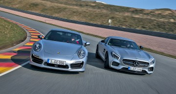 NEW WAR: Mercedes-AMG vs Porsche in every class