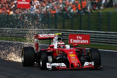 Belgian Grand Prix (2)