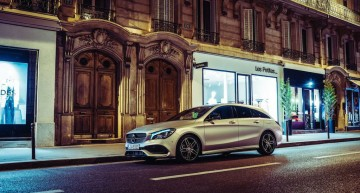 6 countries in 7 days with the Mercedes-Benz CLA