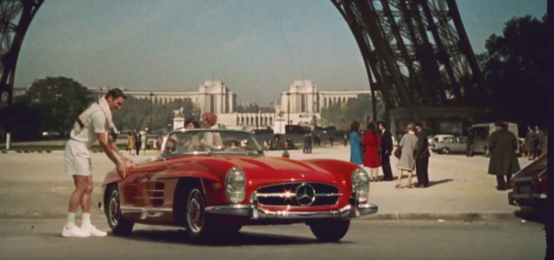 These are the most popular car commercials of the month – Mercedes wins again!