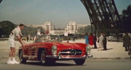 The game changers – Roger Federer and the Mercedes-Benz SL