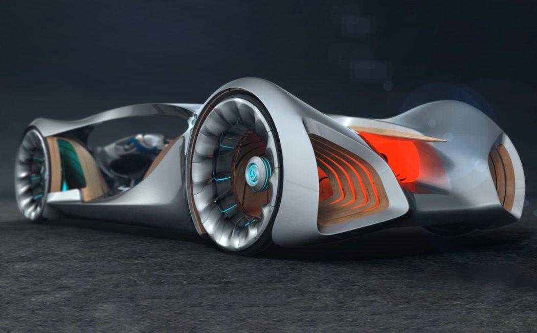 Mercedes-Benz Alpha Concept 2