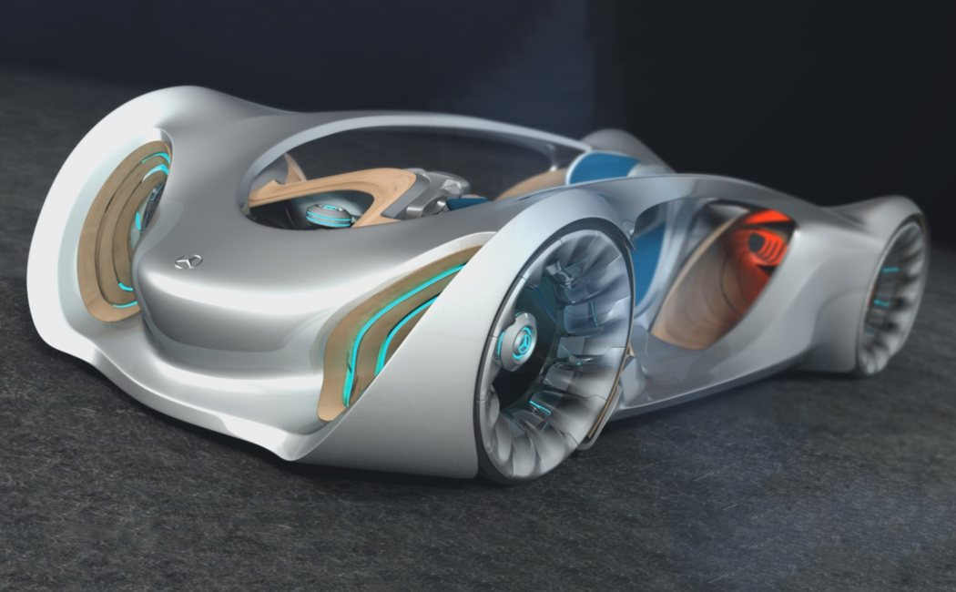 The Mercedes-Benz Alpha concept – The greenest car out there
