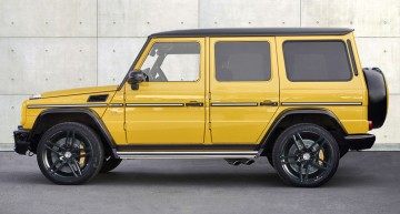 King of the road: 645 hp Mercedes G-Class from G-Power