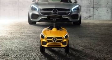 The New Bobby Car From Mercedes Benz For The Bravest Drivers
