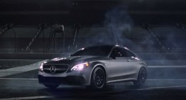 Catch it if you can – The 2017 Mercedes-AMG C63 Coupe TV ad