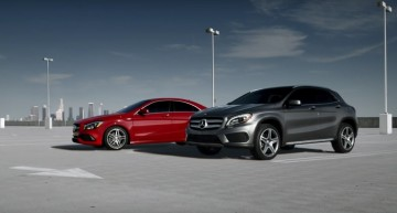 The straight-A family – The Mercedes-Benz CLA and GLA priced under $33,000