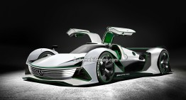 1,300 HP Mercedes-AMG R50 hypercar to launch in Paris