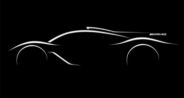 Mercedes-AMG hypercar with F1 tech confirmed in Paris – first sketch