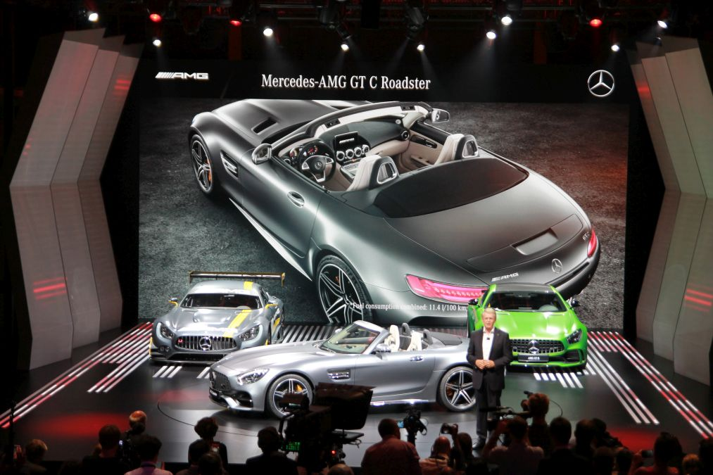 WATCH LIVE Mercedes Media Night Presentation in Paris (update)