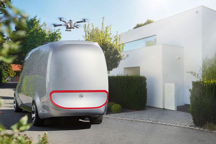Mercedes Vision Van (10)