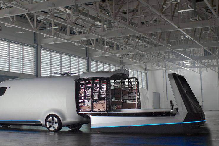 Mercedes Vision Van (7)