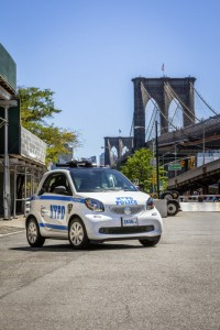 NYPD smart fortwo smart forcops (1)