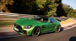FIRST TEST Mercedes-AMG GT R driven hard on the Nordschleife