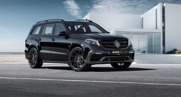 It comes in a Brabus 850 XL size: the Mercedes-AMG GLS 63 with 850 HP