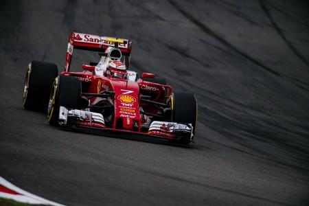 Kimi Raikkonen Malaysia
