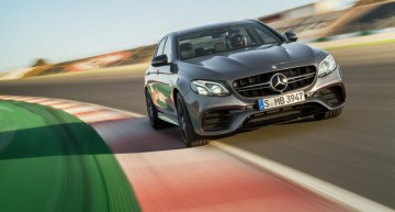 The most powerful E-Class ever – The Mercedes-AMG E 63 4MATIC+ and the E 63 S 4MATIC+