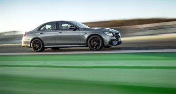 Introducing cars that need no introduction – Video of the Mercedes-AMG E 63 4MATIC+ and the E 63 S 4MATIC+