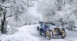 Time machine – The Mercedes-Benz Classic calendar