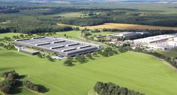 Daimler starts construction of second ACCUMOTIVE battery factory