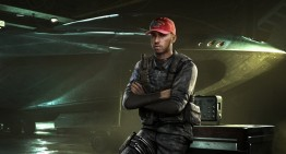 Lewis Hamilton stars in Call of Duty: Infinite Warfare