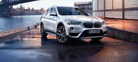 BMW headlights