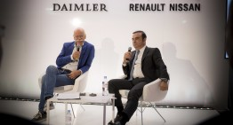 Daimler announces stronger cooperation with the Renault-Nissan Alliance