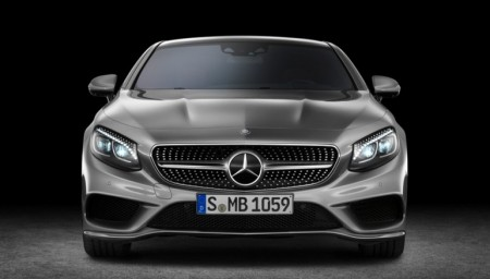 Mercedes-Benz S-Class Coupe Swarovski crystals