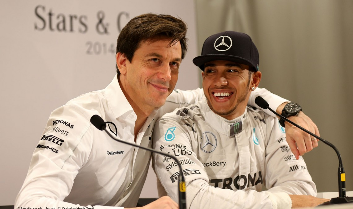 "Mercedes may suspend Hamilton! ""Maybe he should drive for Red Bull"", says boss Toto Wolff"