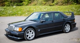 Get the Mercedes 190E 2.5-16 Evolution II of your dreams
