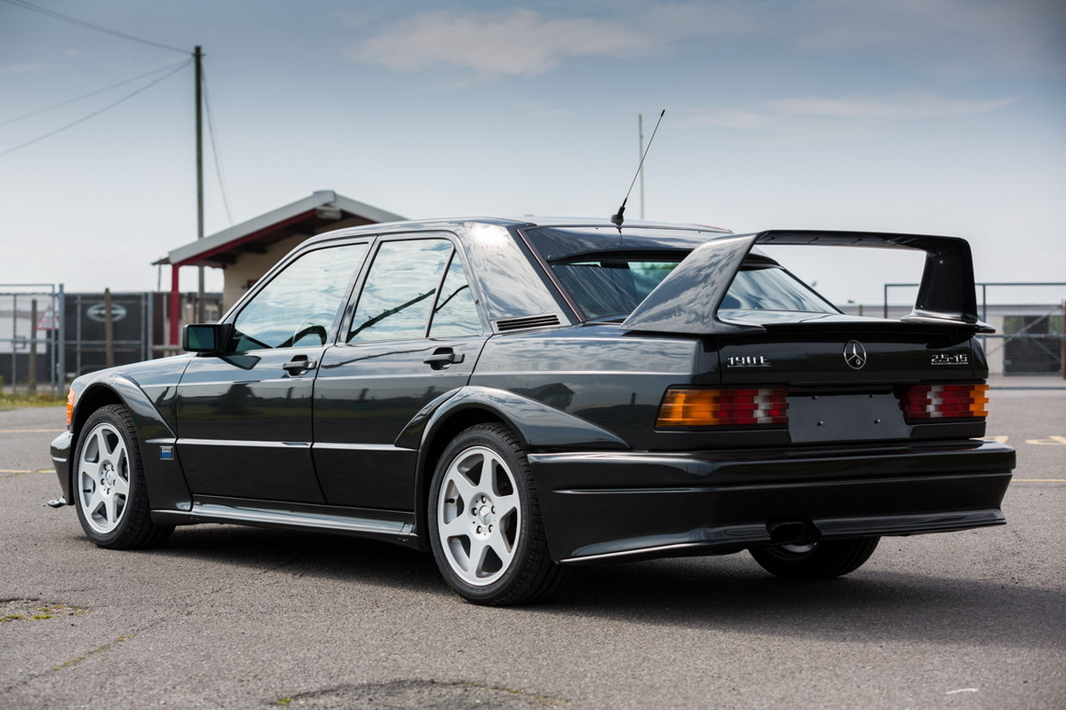 Get the mercedes 190e 2 5 16 evolution ii of your dreams for Mercedes benz 190e 2 5 16 evolution ii for sale