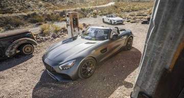 All eyes on the stars – This is what Mercedes-Benz is showing at the Los Angeles Auto Show