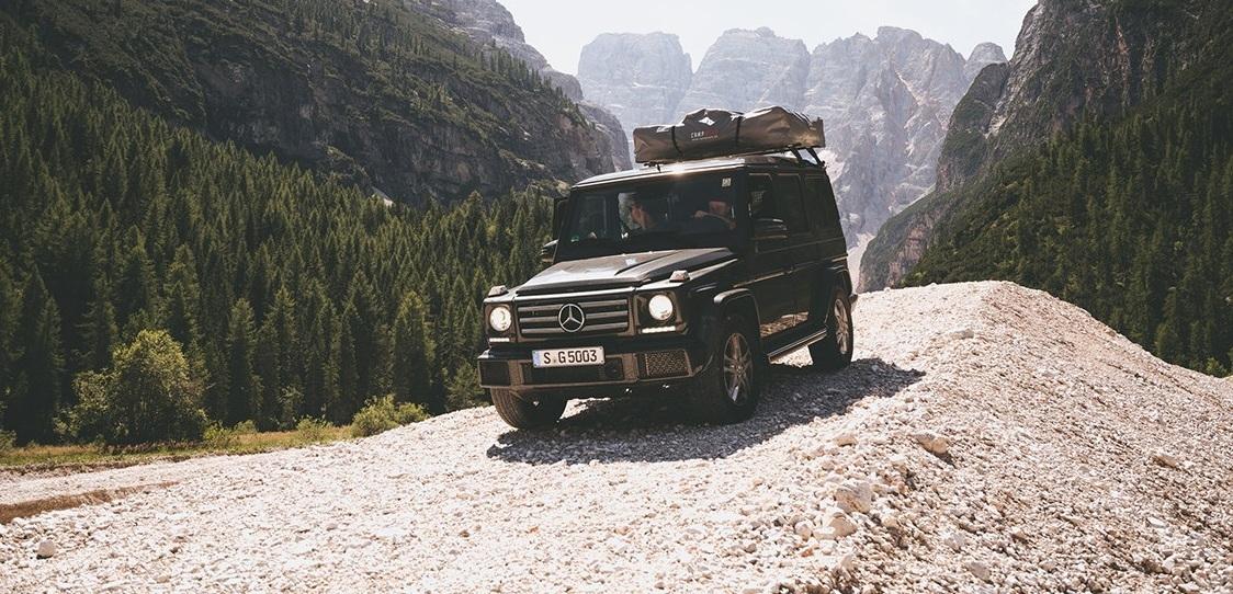 Mercedes-Benz G-Class (3)