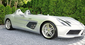 Super-rare Mercedes-Benz SLR McLaren Stirling Moss – 3 times more expensive than in 2010