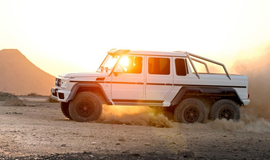X-Class, not the first Mercedes-Benz pick-up in history