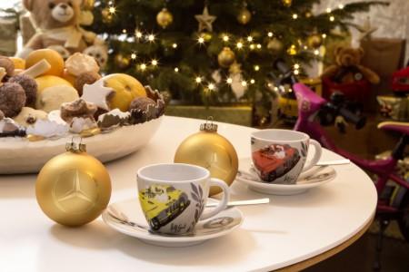 Christmas Stars 2016 von Mercedes-Benz Accessories GmbH