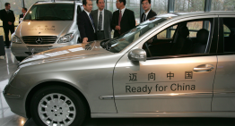 Daimler executive from China fired after parking spot quarrel